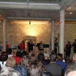 Konzert Samabrezze und EU_Bras Quintett