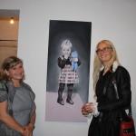 Obfrau Honsig-Erlenburg, Künstlerin Ruth -Hanko