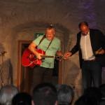 Mike Supancic und Harald Klogger